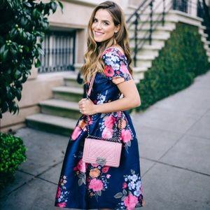 Chi chi London Amber floral dress